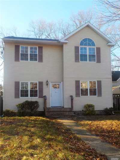 Nesconset Single Family Home For Sale: 454 South Lake Ave