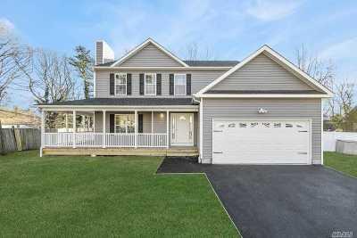 Nesconset Single Family Home For Sale: 10 3rd St
