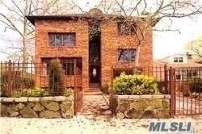 Flushing Single Family Home For Sale: 172-03 35 Th Ave