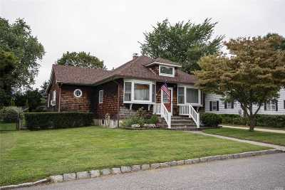 West Islip NY Single Family Home For Sale: $499,000