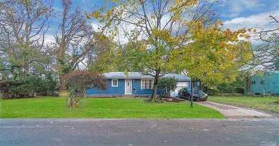 Deer Park Single Family Home For Sale: 63 Franklin Ave