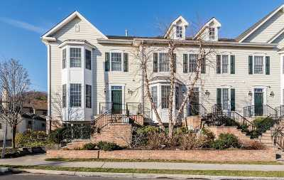 Oyster Bay Condo/Townhouse For Sale: 1 Mariners Walk