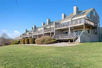 East Moriches Condo/Townhouse For Sale: 52 Pameeches Path