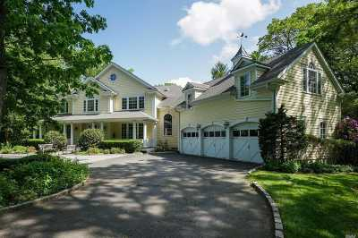 Muttontown Single Family Home For Sale: 35 Wynn Ct