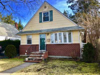 New Hyde Park Single Family Home For Sale: 42 Schumacher Dr