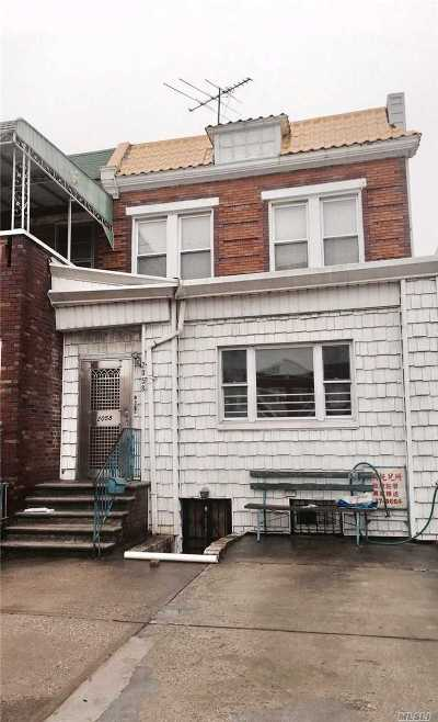 Brooklyn Multi Family Home For Sale: 2058 65th St