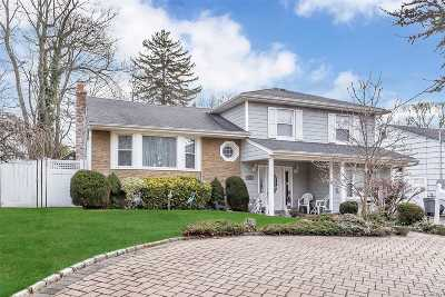 Wantagh Single Family Home For Sale: 1767 Wantagh Ave