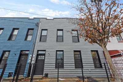 Brooklyn Multi Family Home For Sale: 346 Shepherd Ave