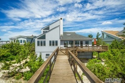 Westhampton Bch Rental For Rent: 317 Dune Rd