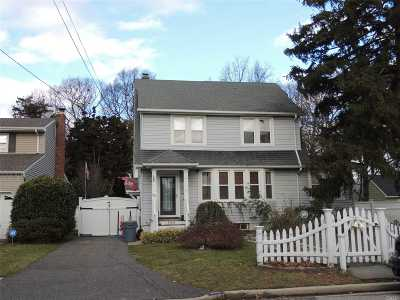 Wantagh Single Family Home For Sale: 3185 Wells Ave
