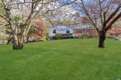 Middle Island Single Family Home For Sale: 25 Koren Ln