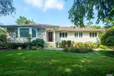 Dix Hills Single Family Home For Sale: 6 Seward Dr