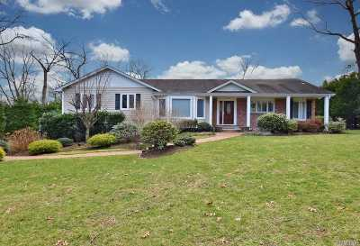 Dix Hills Single Family Home For Sale: 28 Buttonwood Dr
