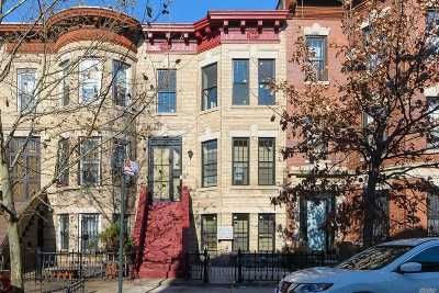 Brooklyn Multi Family Home For Sale: 715 Macdonough St