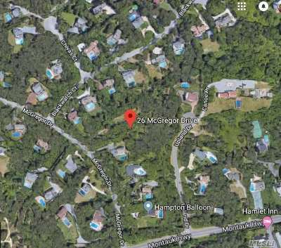 Southampton Residential Lots & Land For Sale: 26 Mc Gregor Dr