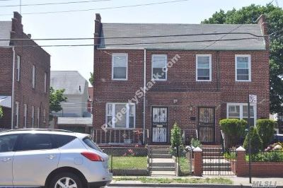 Queens Village Single Family Home For Sale: 110-14 Francis Lewis Blvd