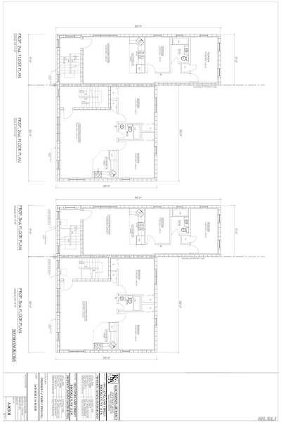 Brooklyn Residential Lots & Land For Sale: 389&395 Cleveland St