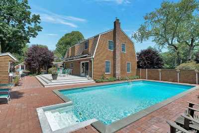 East Hampton Single Family Home For Sale: 11 Stratton Sq