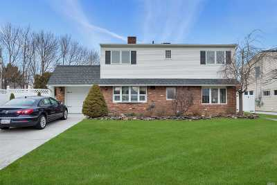 Hicksville Single Family Home For Sale: 41 Friendly Rd