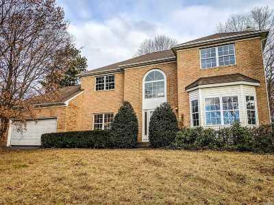 Selden Single Family Home For Sale: 17 Hudson St