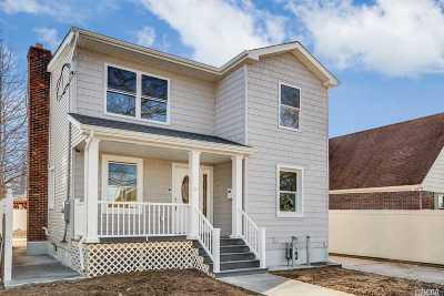 Valley Stream Single Family Home For Sale: 38 Hommell St