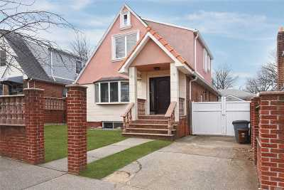 Whitestone Single Family Home For Sale: 13-10 154 St