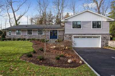 Roslyn Single Family Home For Sale: 10 The Hemlocks