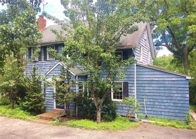 Woodbury Single Family Home For Sale: 282 Woodbury Rd
