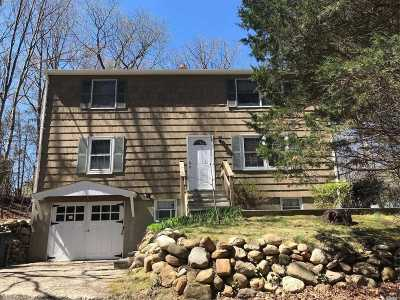 Setauket Single Family Home For Sale: 64 Ridgeway Ave