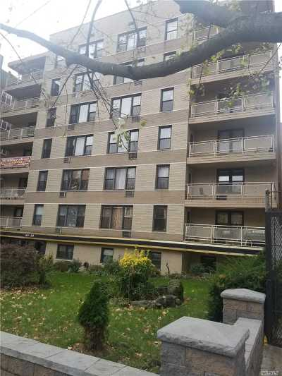 Astoria, Sunnyside, Woodside, Long Island City, Middle Village, Rego Park, Kew Gardens, Bayside, Jackson Heights, E. Elmhurst, Forest Hills, Maspeth, Ridgewood, Glendale Condo/Townhouse For Sale: 65-50 Wetherole St #1R