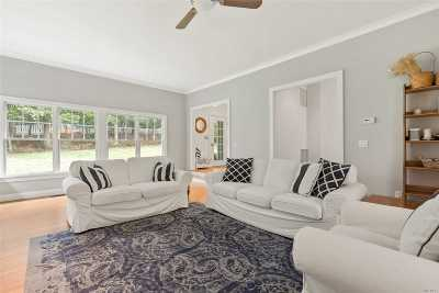 East Hampton Single Family Home For Sale: 4 Fairway Dr