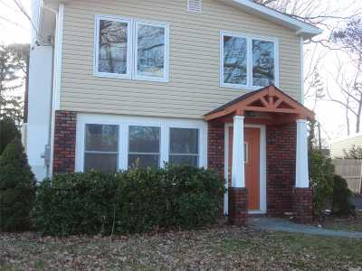 Nesconset Single Family Home For Sale: 38 Smith St