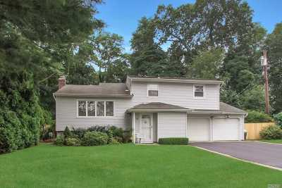 Hauppauge Single Family Home For Sale: 38 Holiday Park Dr