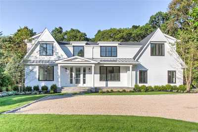 Sag Harbor Single Family Home For Sale: 2 Rawson Rd