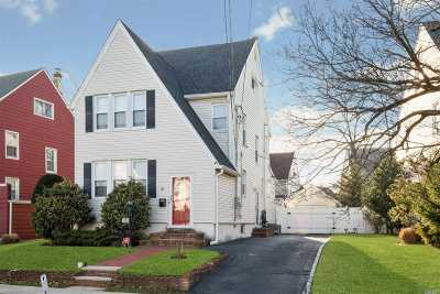 Valley Stream Single Family Home For Sale: 164 Locust St