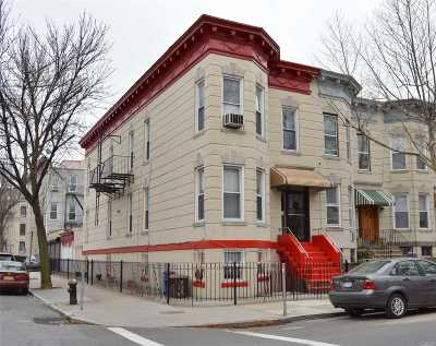 Ridgewood Multi Family Home For Sale: 61-60 Gates Ave