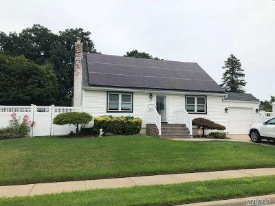Massapequa Single Family Home For Sale: 265 N Linden St