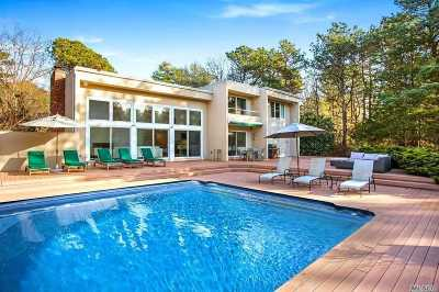 Quogue Single Family Home For Sale: 7 Whippoorwill Ln