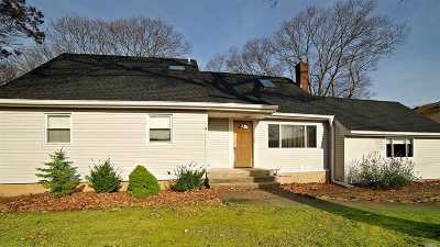 Massapequa Single Family Home For Sale: 1 Lake St