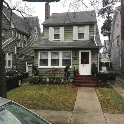Woodhaven Single Family Home For Sale: 87-50 98th St