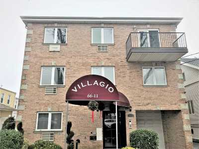 Middle Village Condo/Townhouse For Sale: 66-11 71st St #2D