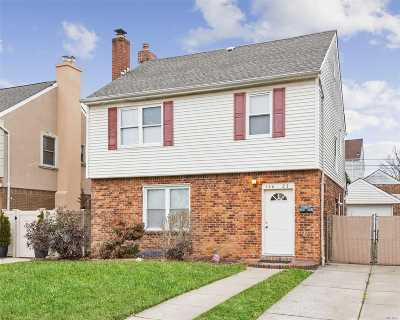 Whitestone Single Family Home For Sale: 166-23 24th Ave