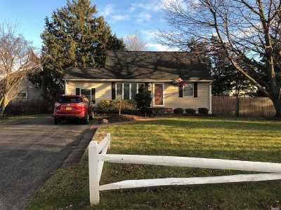 East Islip Single Family Home For Sale: 54 S Wantagh Ave