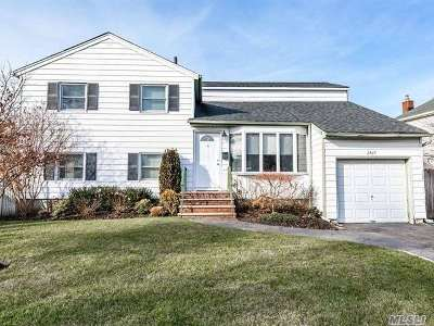 Seaford Single Family Home For Sale: 2424 Maple Ave