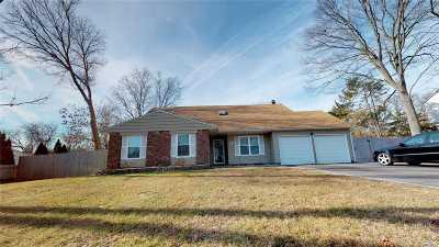 Centereach Single Family Home For Sale: 36 Marlin Rd