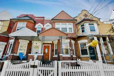 Richmond Hill Multi Family Home For Sale: 87-64 115th St