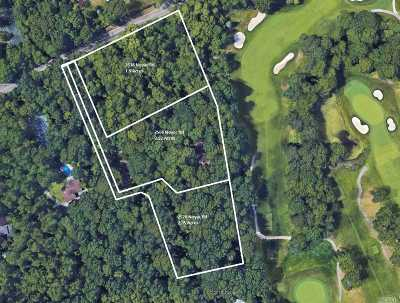 Sag Harbor Residential Lots & Land For Sale: 2538 Noyac Rd