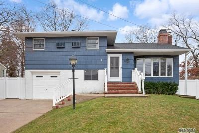 Farmingdale Single Family Home For Sale: 12 7th Ave