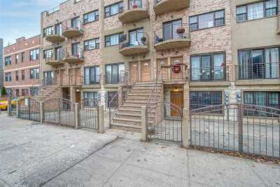 Brooklyn Condo/Townhouse For Sale: 1613 Bergen St #1