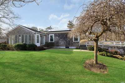 Hampton Bays Multi Family Home For Sale: 3 Indian Rd